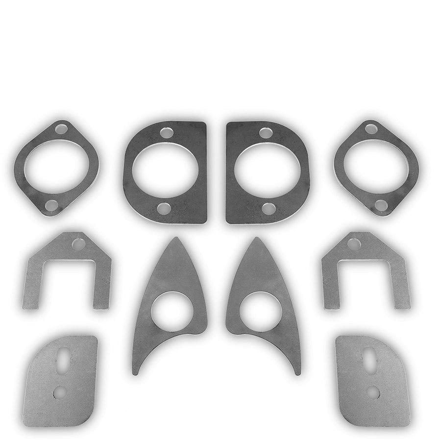 Zestaw wzmocnień nadwozia BMW E30 - GRUBYGARAGE - Sklep Tuningowy